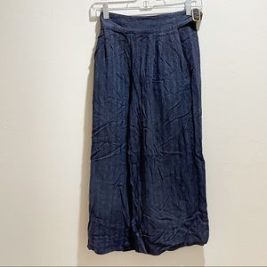 Vintage FRANK BORENSTEIN High Waist Crop Pants